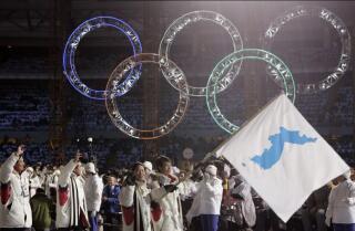 Corea del Norte y Corea del Sur acuerdan formar el primer equipo olímpico unificado