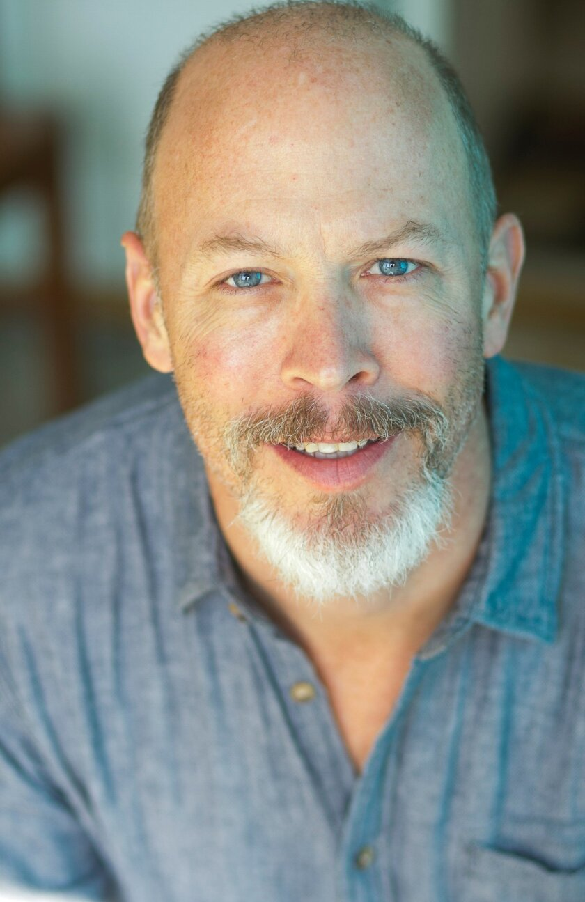 """Actor/playwright Mike Sears will collaborate with Lisa Berger on """"Ancient,"""" a newly commissioned 2020 Without Walls virtual theater piece for the La Jolla Playhouse."""