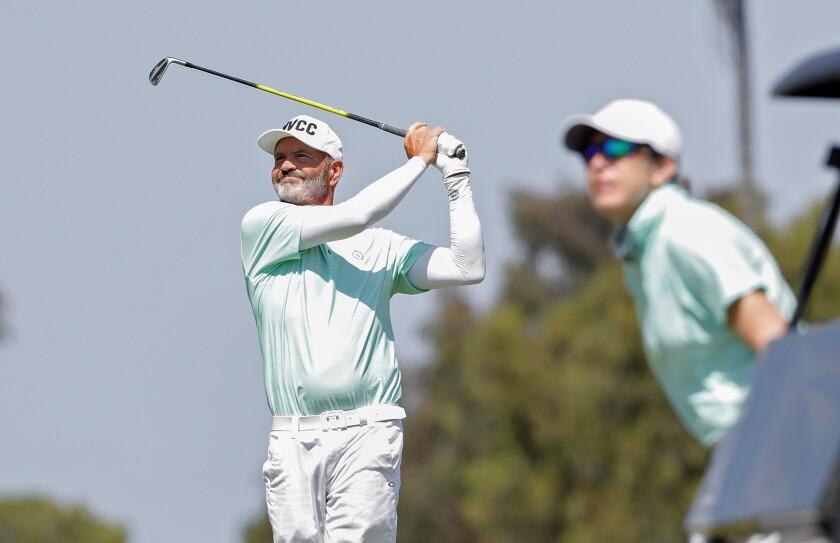 Mesa Verde's Kim Izzi Is Dizzy After Sinking Nine Birdies In Jones Cup Win - Los Angeles Times