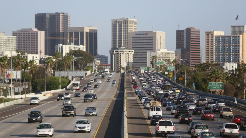 SANDAG is proposing a transportation plan to relieve traffic congestion in a sustainable way.