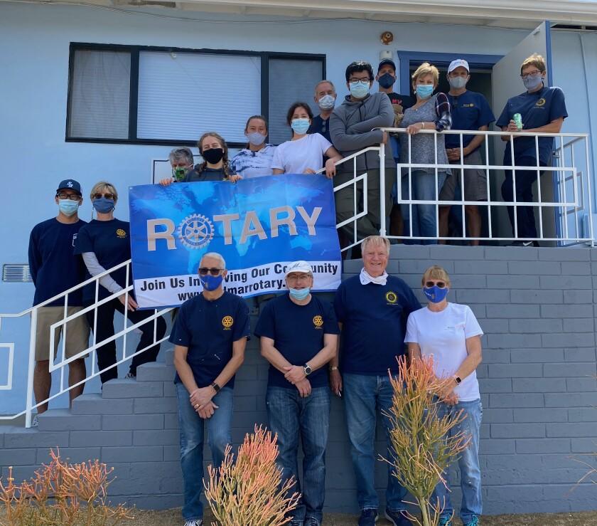 Rotary members