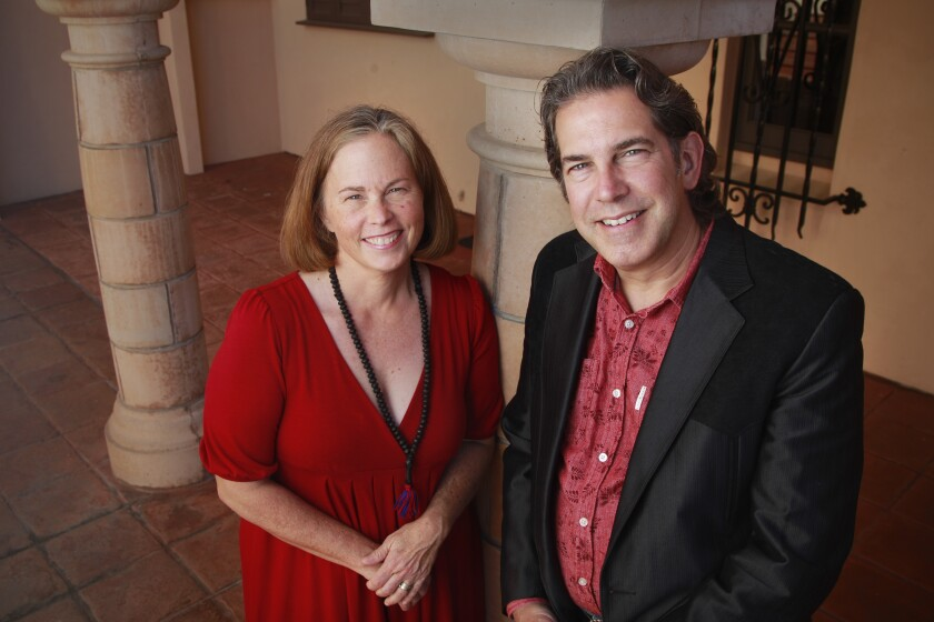 Walter and Diana DuMelle, co-founders of Bodhi Tree Concerts.