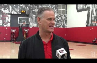 Dutcher, Aztecs prepare for Air Force