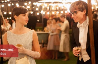 'The Theory of Everything': Getting permission
