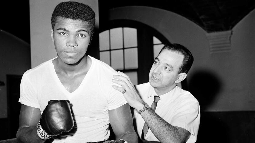 Muhammad Ali, Angelo Dundee