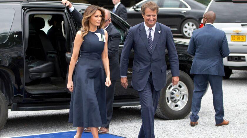 NATO Summit Trump, Braine-l'Alleud, Belgium - 11 Jul 2018