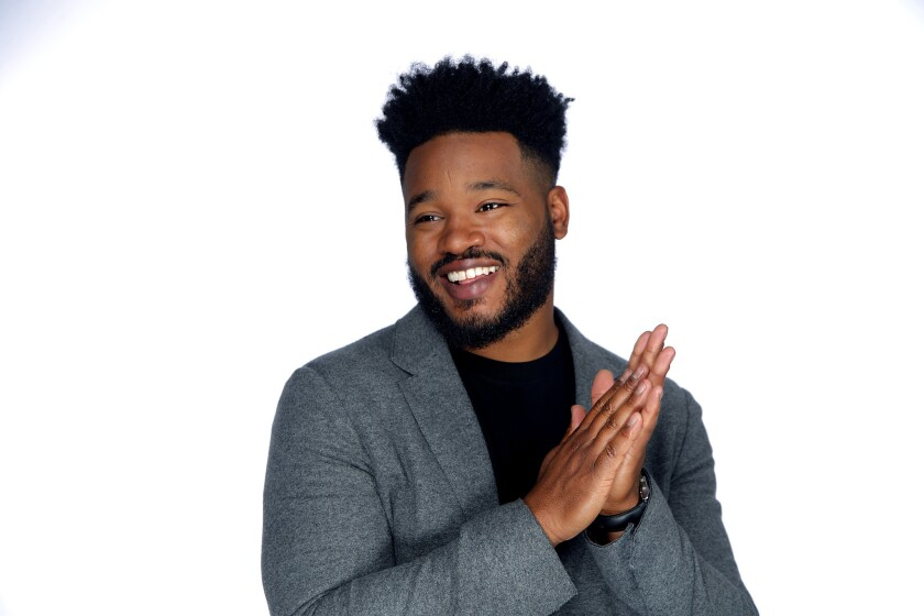 Ryan Coogler at The Envelope Live Directors Roundtable in 2018.