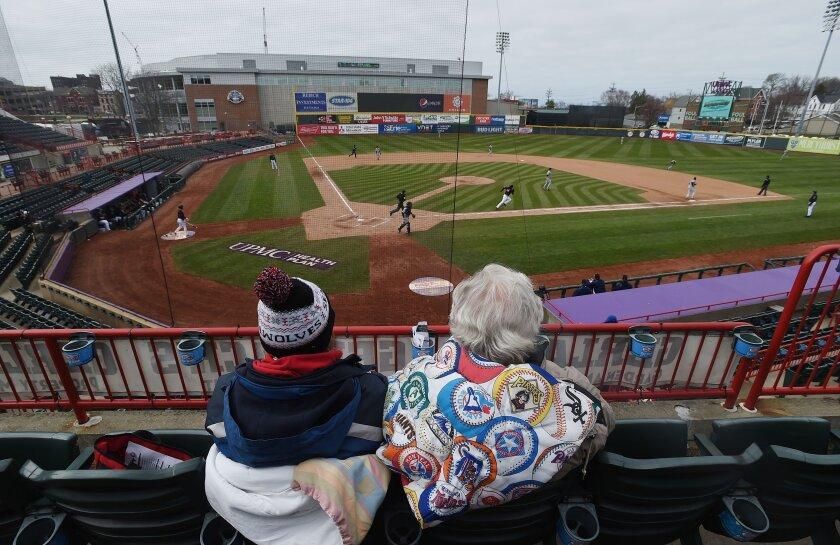 Paul Newberry Contracting The Minors Baseball