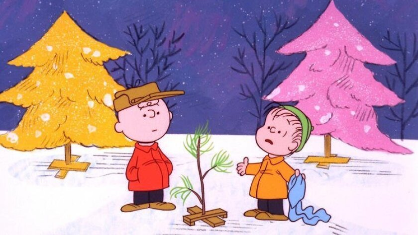 """""""A Charlie Brown Christmas"""" first aired 50 years ago. (1965 United Features Syndicate)"""