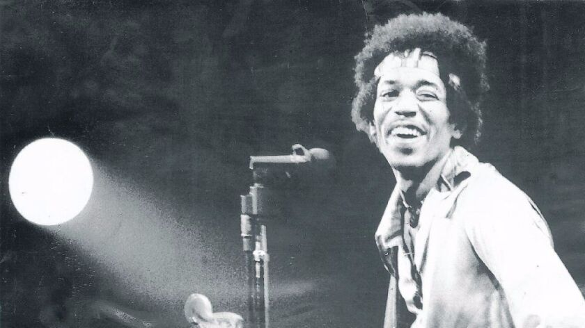 Although he was only 27 when he died in 1970, Jimi Hendrix redefined the electric guitar and its possibilities in music.