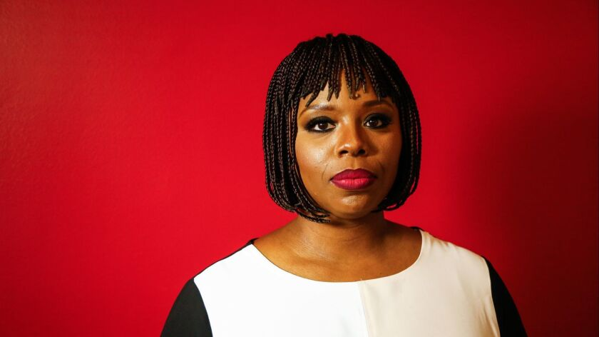 Black Lives Matter co-founder Patrisse Cullors