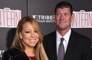 Let's meet Mariah Carey's billionaire boyfriend James Packer, shall we?