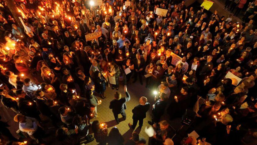 Hundreds in Dallas protest Trump travel ban