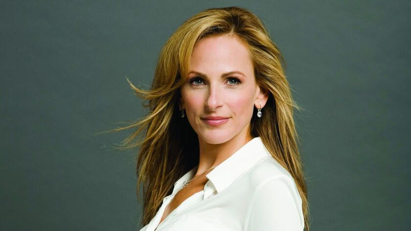 Oscar-winning actress Marlee Matlin, an activist for the deaf and hard of hearing, is a featured speaker at the San Diego Women's Week conference March 20-24 in North County.