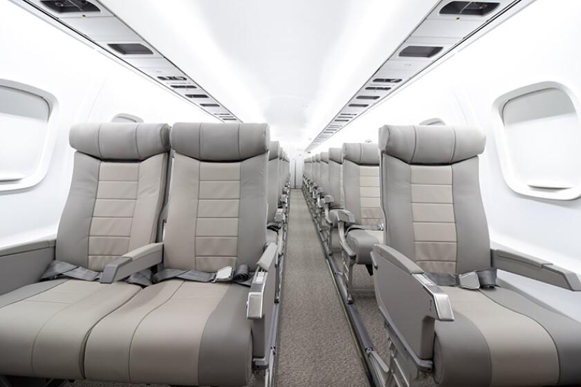 JSX's 30-seat jet.