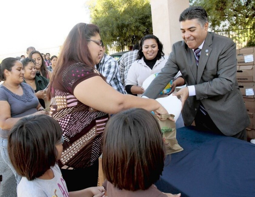 Tony Cardenas prepares to join growing Latino ranks in Congress
