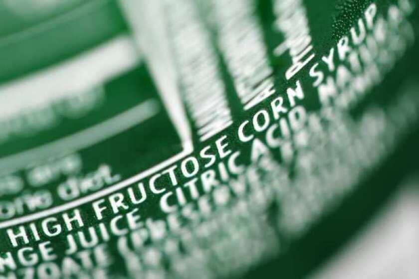 FDA rejects bid to rename high-fructose corn syrup 'corn sugar'