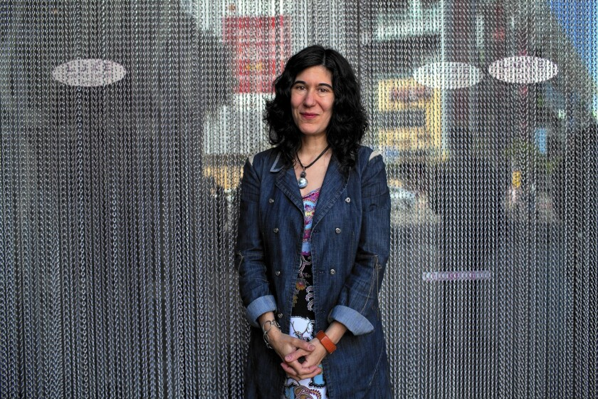 """Debra Granik, the filmmaker who made """"Winter's Bone,"""" is back with a documentary called """"Stray Dog."""""""