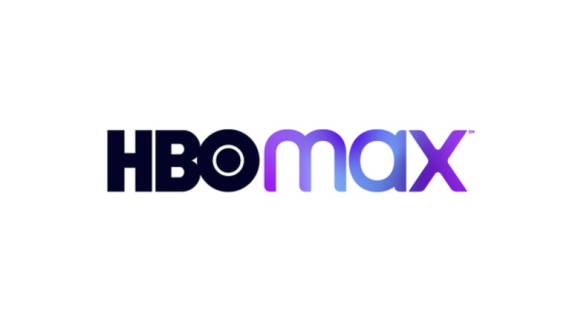 The logo for streaming service HBO Max.