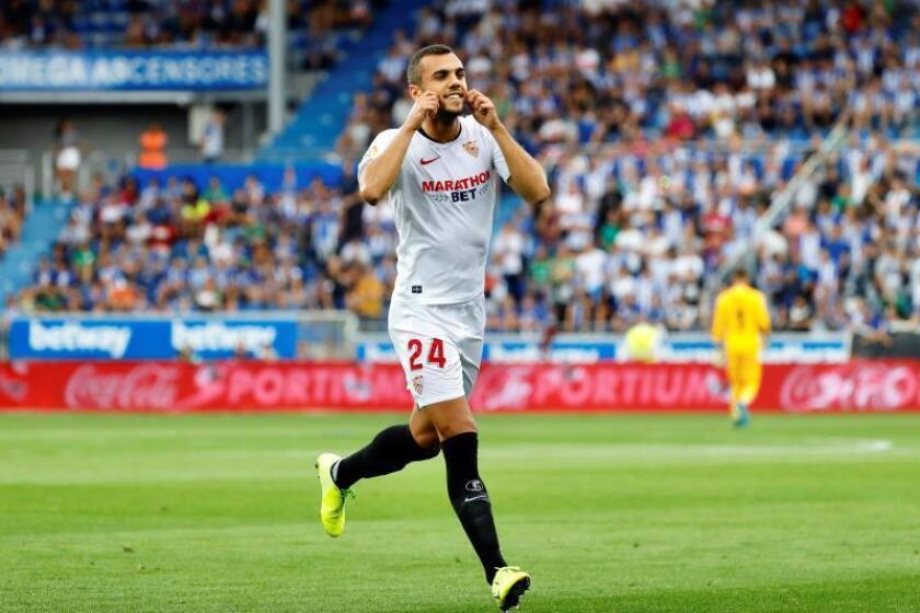 0-1. Jordán pone líder al Sevilla