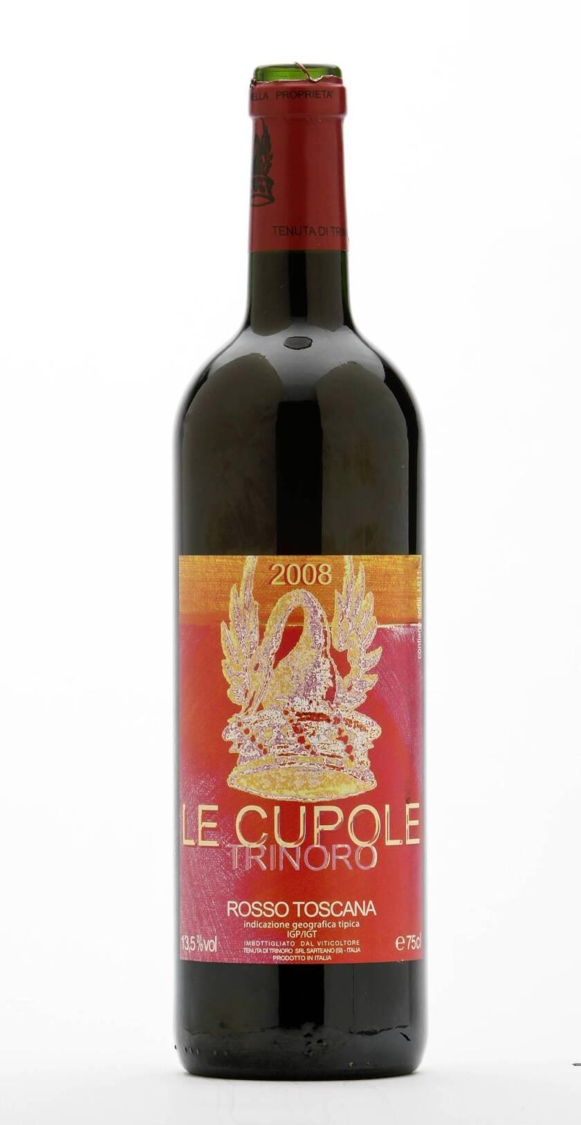 2008 Tenuta di Trinoro Rosso Toscano 'Le Cupole'