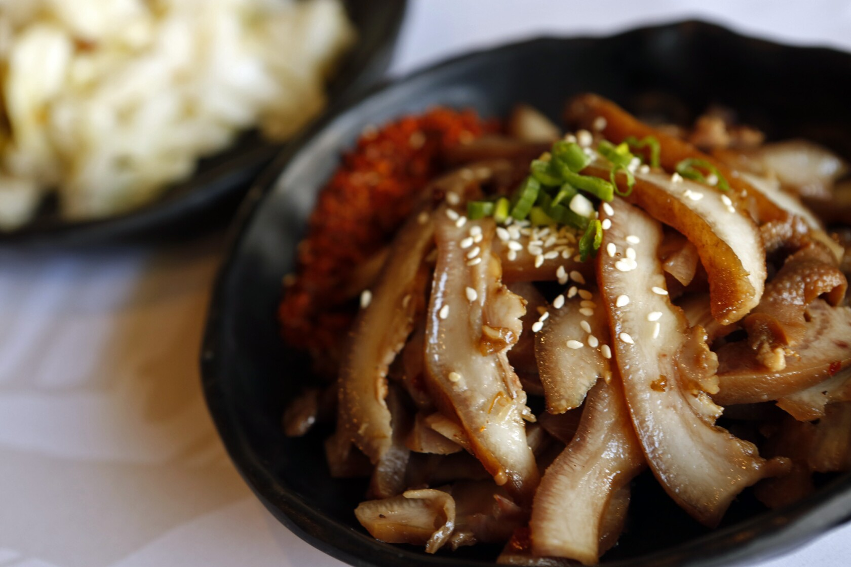 Review Mian Restaurant Has Noodles Like No One Else In The San Gabriel Valley Los Angeles Times
