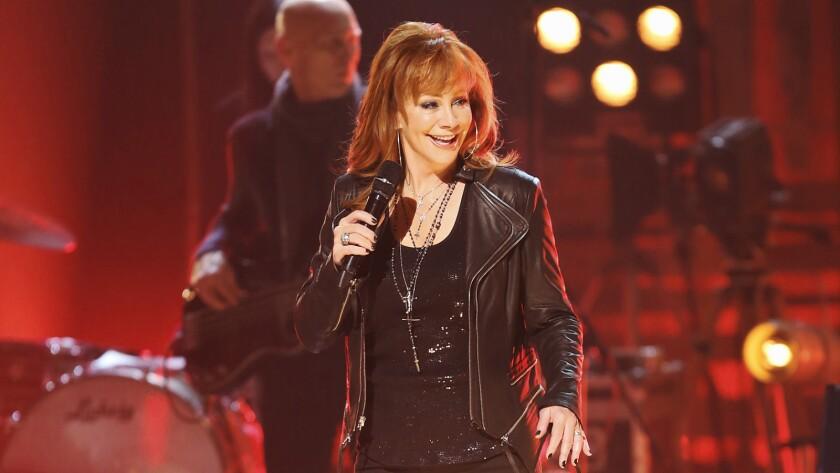 "Reba McEntire in ""Nashville"" on ABC."