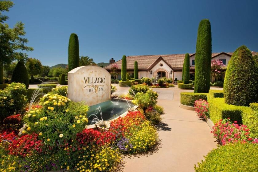 Villagio Inn & Spa, Yountville, Calif.