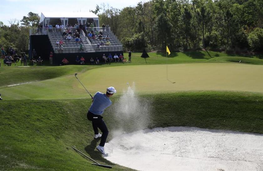 El golfista británico Paul Casey. EFE/Archivo