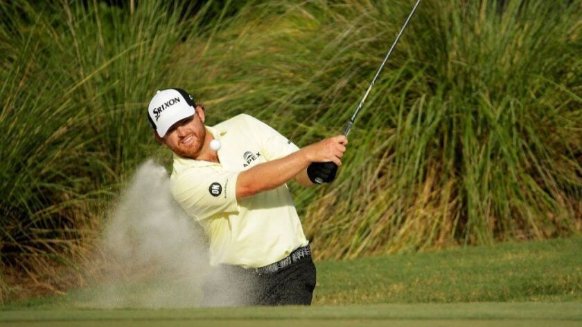 Pro golfer J.B. Holmes is asking $2.15 million for his custom home in Florida, $100,000 more than what he paid for it four years ago.