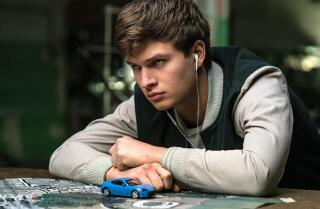 'Baby Driver' movie review by Justin Chang