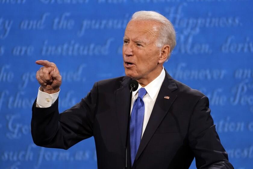 """Biden pide """"transición"""" del petróleo; republicanos responden"""