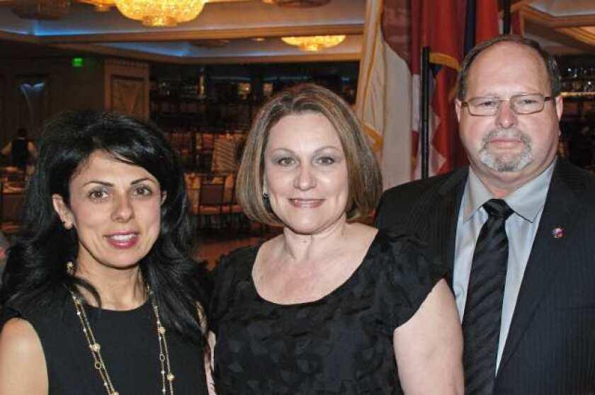 Society: Armenian National Committee honors community leaders