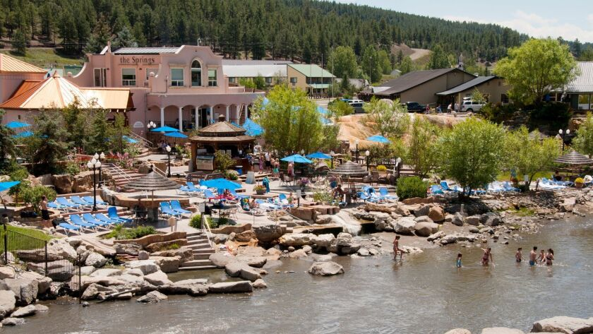 The Springs Pagosa CO