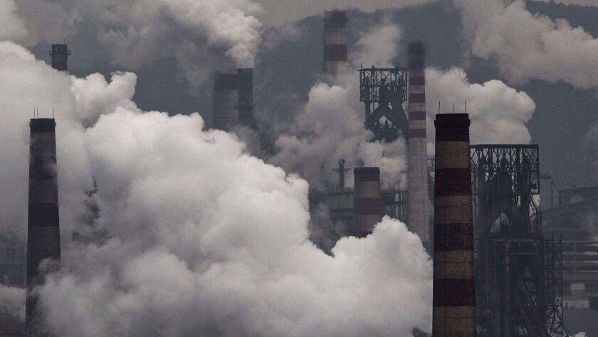 Tracking Emissions