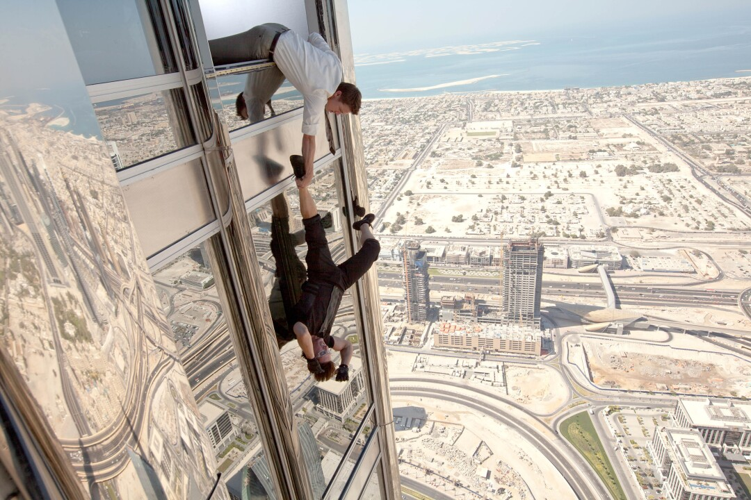 Mission Impossible: Ghost Protocol - 2011