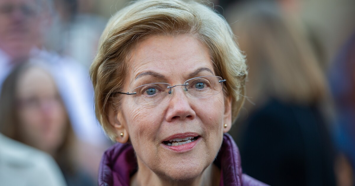 Opinion: Elizabeth Warren just told progressives what they need to hear about Joe Biden