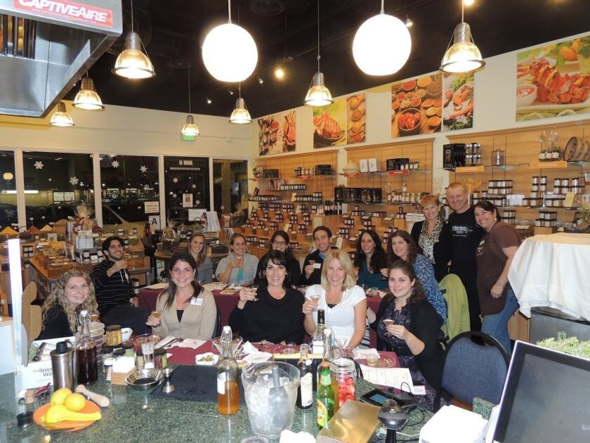 The Spice Way offers a variety of cooking classes and community events.