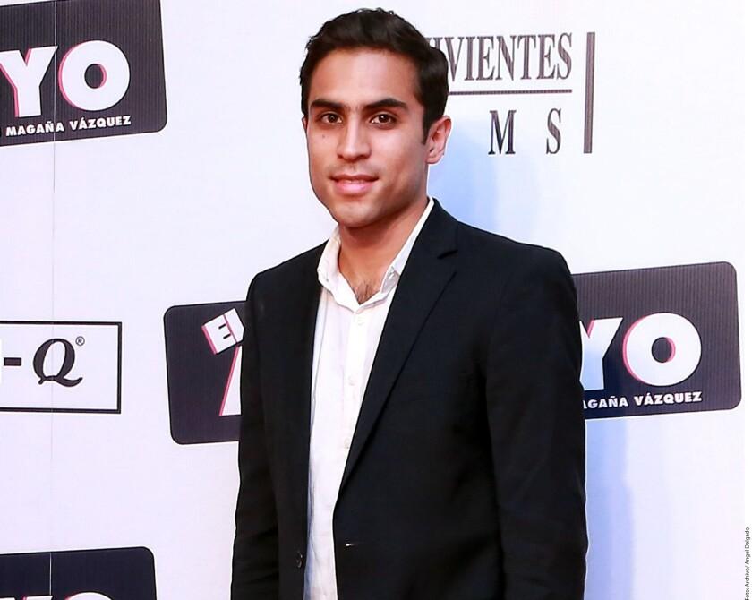 El actor Áxel Arenas, presunto asesino de la escort Karen, no es recordado como una persona de temperamento violento por el director Roberto Fiesco, quien lo dirigió en un par de cortometrajes.