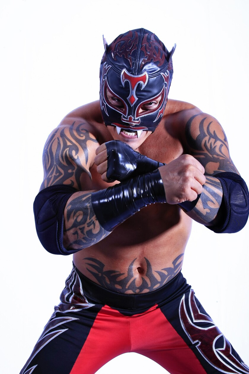 Lucha Libre enlists heavyweight expertise to help push into U.S.