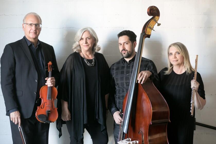 Camarada: David Buckley, Dana Barnett, Andres Martin, Beth Ross Buckley