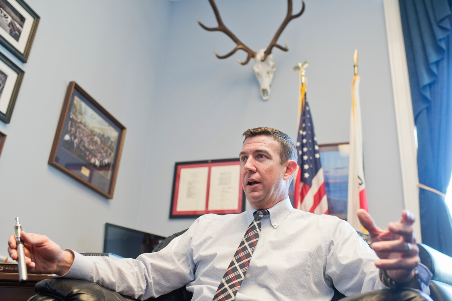 Readers React: Issa is wrong to suggest clemency for Hunter
