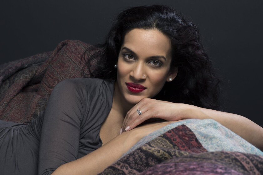 Anoushka Shankar. Laura Lews photo