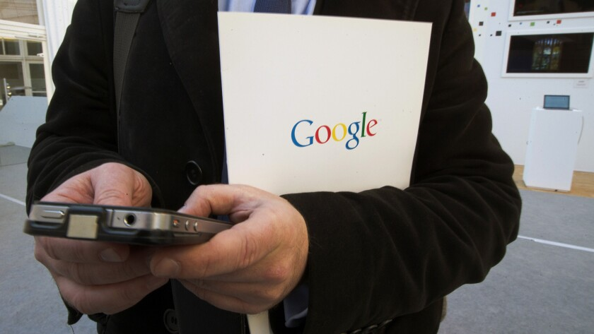 Google says mobile ad prices have been steadily climbing and will continue to do so.
