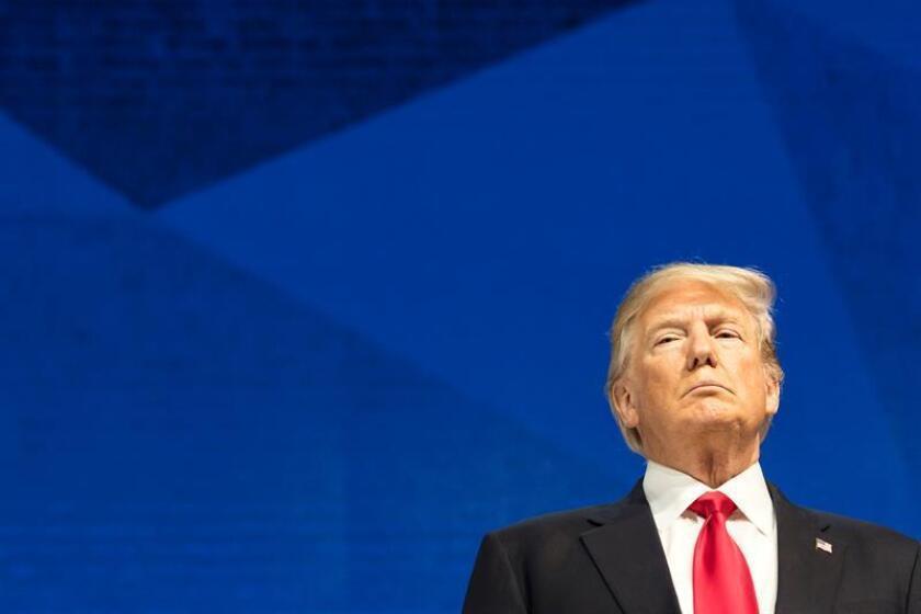 Ahora, en 2018, se podrá observar si un presidente tan atípico como Donald Trump hace uso de este arma presidencial para diferenciarse de sus predecesores en su primer discurso sobre el Estado de la Unión. EFE/Archivo
