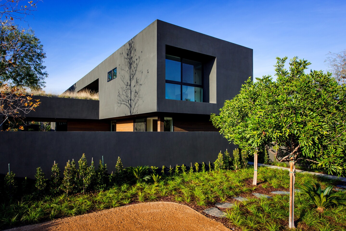 Hot Property | Black for homes is trending, inside and out