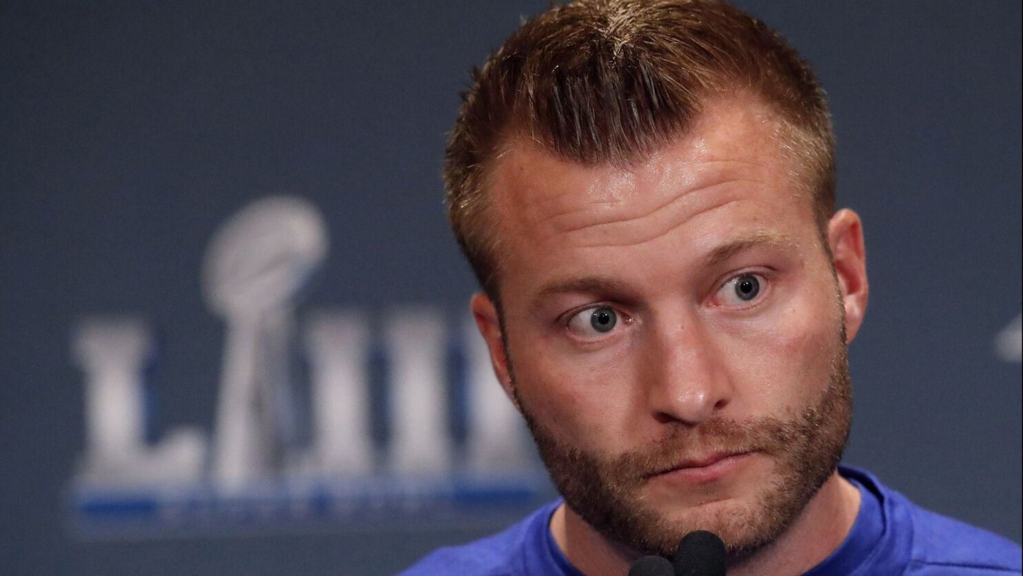Sean Mcvay Is So Young He Played Against The Patriots