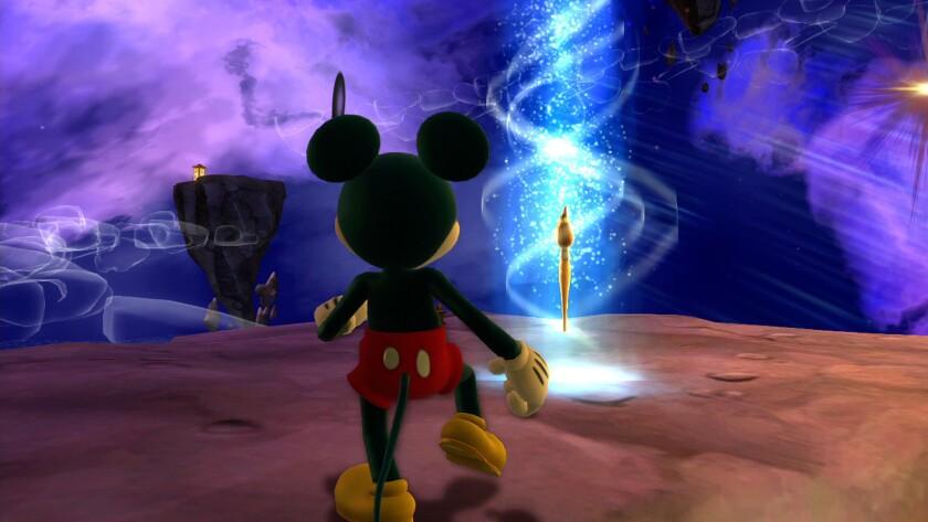 "Walt Disney Co. has shut down the studio behind its unsuccessful ""Epic Mickey"" franchise."