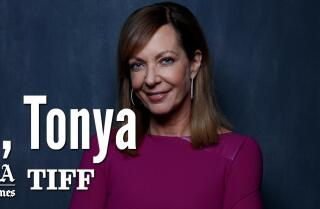 'I, Tonya' star Allison Janney reveals her real-life dream to become a figure skater