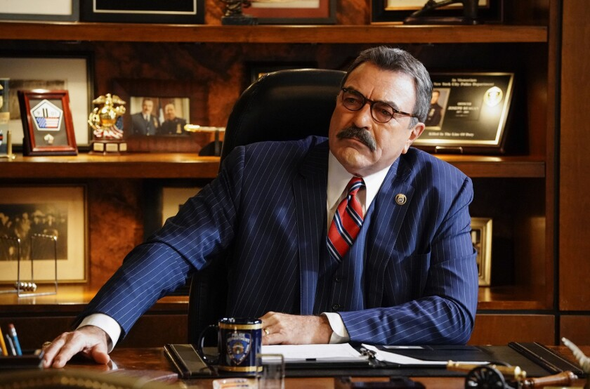 Friday's TV highlights: 'Blue Bloods' on CBS - Los Angeles Times